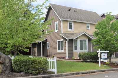 Snohomish County Condo/Townhouse For Sale: 21312 41st Ct W #11
