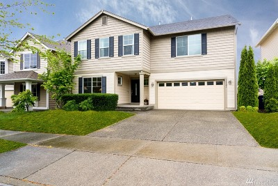 Snoqualmie Single Family Home For Sale: 33902 SE Odell St