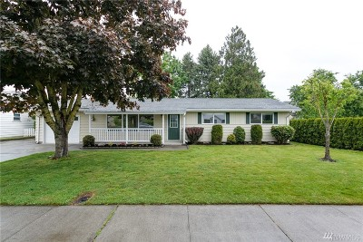 Sumas Single Family Home For Sale: 314 1st St