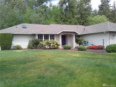 Pierce County Single Family Home For Sale: 11305 148th St E