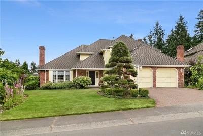 Kirkland Single Family Home For Sale: 12645 NE 68th Place