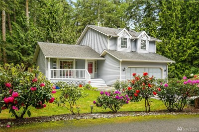 Lake Tapps WA Single Family Home For Sale: $422,000