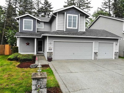 Puyallup Single Family Home For Sale: 12511 158th St Ct E