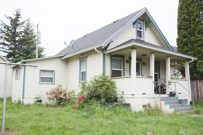 Everett WA Single Family Home For Sale: $280,000