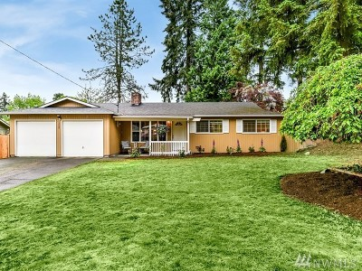 King County Single Family Home For Sale: 1228 168th Ave NE