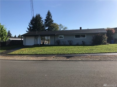 Pierce County Single Family Home For Sale: 625 S 91st St