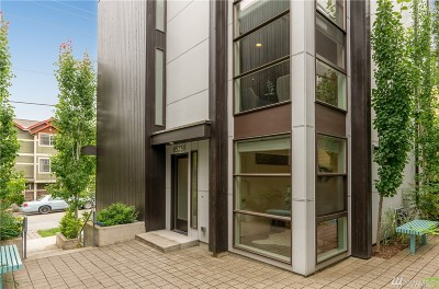 Seattle Single Family Home For Sale: 6523 4th Ave NE #B