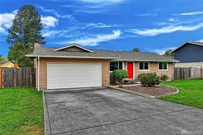 Snohomish County Single Family Home For Sale: 5824 65th Dr NE