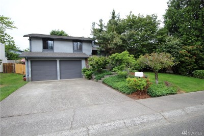 Federal Way Single Family Home For Sale: 31526 41st Ave SW
