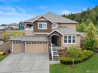 Bonney Lake Single Family Home For Sale: 17306 111th St E