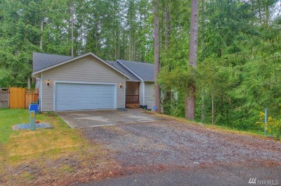 Yelm Single Family Home Pending Inspection: 18323 Rockwood Ct SE