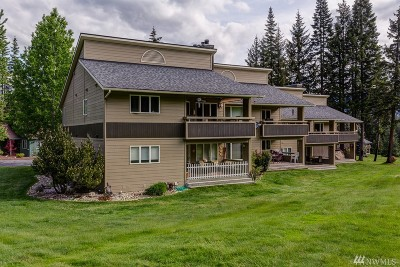 Chelan County Condo/Townhouse For Sale: 20795 Kahler Dr #C8
