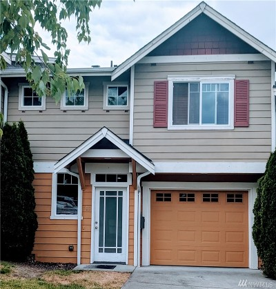 Tacoma Condo/Townhouse For Sale: 705 S 16th