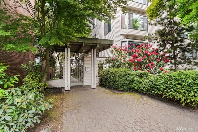 Seattle Condo/Townhouse For Sale: 211 Summit Ave E #S418