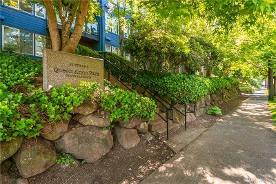 Seattle Condo/Townhouse For Sale: 29 Etruria St #A102