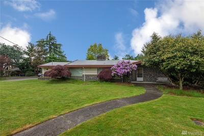 Mercer Island Single Family Home For Sale: 4054 93rd Ave SE