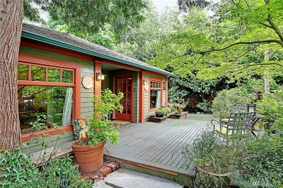 Seattle Single Family Home For Sale: 5510 37th Ave NE