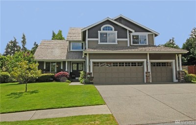 Gig Harbor Single Family Home For Sale: 1614 42nd St NW