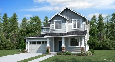Maple Valley Single Family Home Contingent: 23731 229th Place SE #74