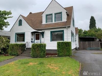 Tacoma Single Family Home For Sale: 3565 Tacoma Ave S