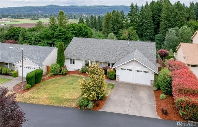 Orting Single Family Home For Sale: 15121 197th St E