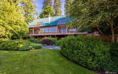 Bainbridge Island Single Family Home For Sale: 5790 Packard Lane NE