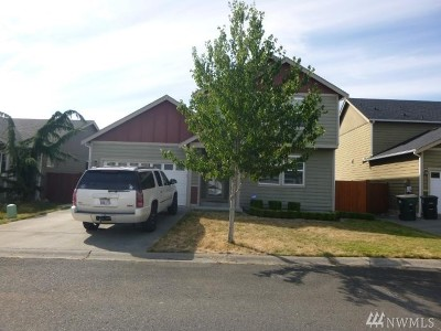 Yelm Single Family Home For Sale: 10017 Cochrane Ave SE