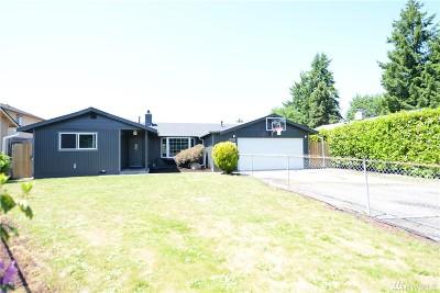 Tacoma Single Family Home For Sale: 4314 Burkhart Dr