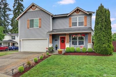 Monroe Single Family Home For Sale: 22419 151st St SE