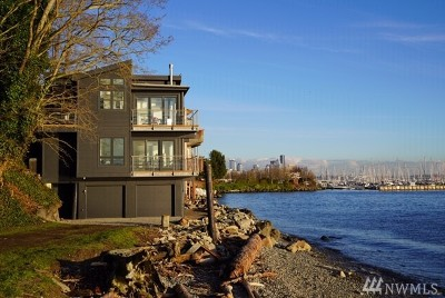 Seattle Single Family Home For Sale: 3121 W Galer St