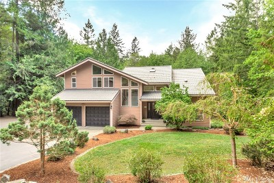 Gig Harbor Single Family Home For Sale: 5413 43rd Ave NW