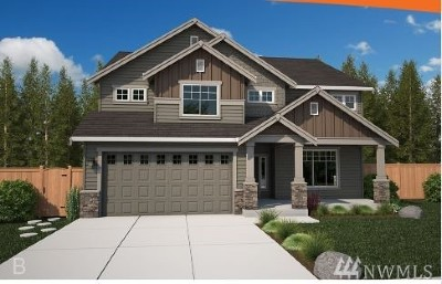 Yelm Single Family Home For Sale: 9920 Jackson St SE
