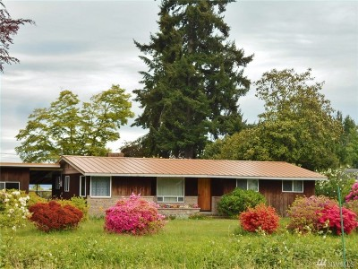 Brinnon Single Family Home For Sale: 306363 Highway 101