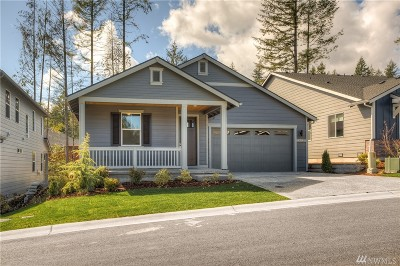 Port Orchard Single Family Home Contingent: 4655 Keppel (Lot 156) Lp SW