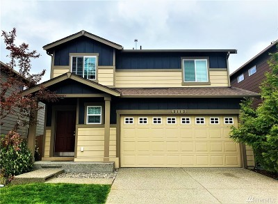 Lacey Single Family Home For Sale: 3113 Harrier St NE