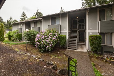 Federal Way Condo/Townhouse For Sale: 34034 1st Place S #G