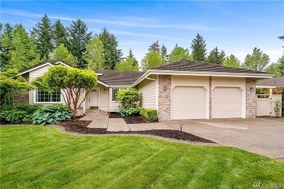 Lacey Single Family Home For Sale: 9405 Cook Ct NE