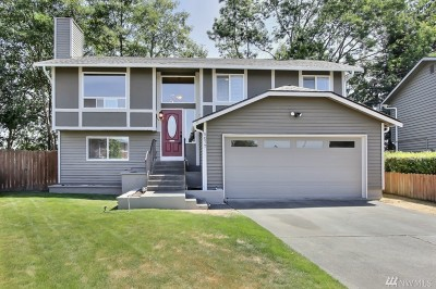 Tacoma Single Family Home For Sale: 5077 37th St NE