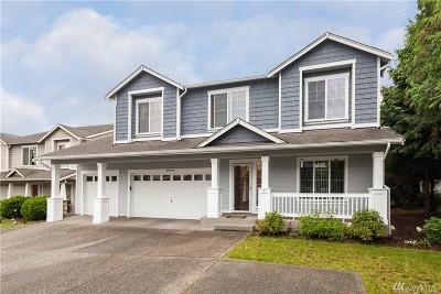 Covington Single Family Home For Sale: 25734 177th Place SE