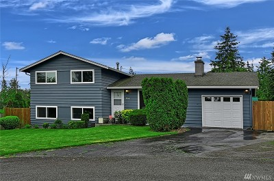 Single Family Home Sold: 7516 237th St SW
