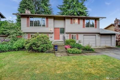 Redmond Single Family Home For Sale: 15715 NE 111th St
