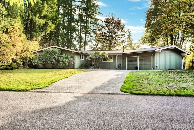 Olympia Single Family Home For Sale: 6921 5th Ct SE