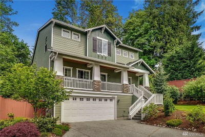 Bothell Single Family Home For Sale: 12222 NE 203rd St