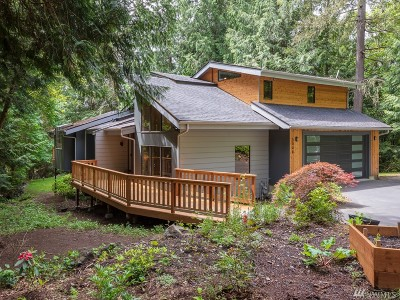 Gig Harbor Single Family Home For Sale: 5008 62nd Ave NW