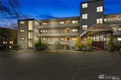 Seattle Condo/Townhouse For Sale: 400 Melrose Ave E #503