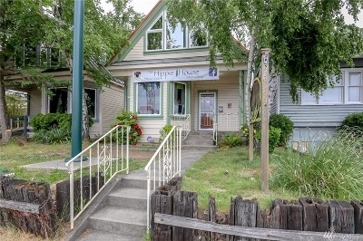 Tacoma Single Family Home For Sale: 3109 6th Ave