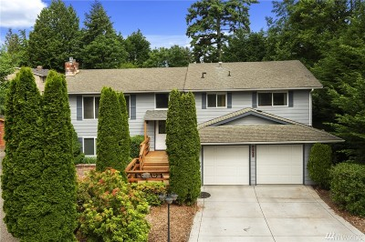 Single Family Home Sold: 5225 86th Place SW