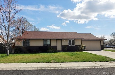 Moses Lake Single Family Home For Sale: 1156 S Grand Dr