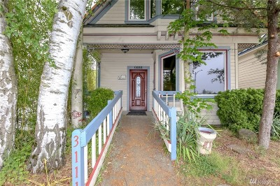 Tacoma Single Family Home For Sale: 3111 6th Ave