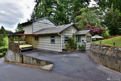 Bremerton Single Family Home For Sale: 2631 Rocky Point Rd NW